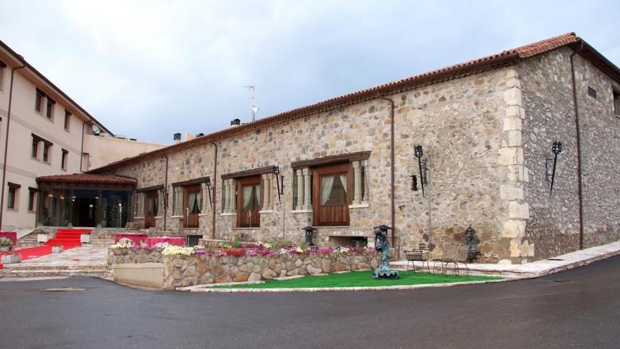Hotel Venta Juanilla Segovia