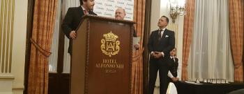 Héctor M. Morell recibe la Estrella de Oro