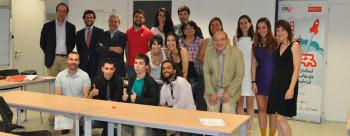 CHARGY gana el concurso Yuzz UCM del Banco Santander